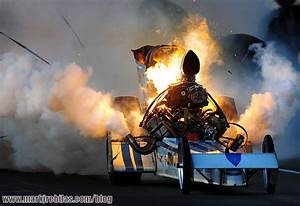 Exploding Funny Cars, Colliding Dragsters, Welcome to ...