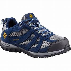 Columbia Redmond Waterproof Hiking Shoe Boys