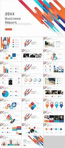 27  Creative Infographics Report Powerpoint Template On