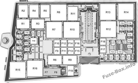 2012 Ford Fuse Box Diagram by Fuse Box Diagram Gt Ford Focus Electric 2012 2018