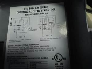 Grasslin Defrost Timer Wiring Diagram
