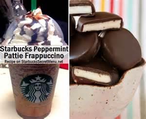 Starbucks Peppermint Mocha Frappuccino