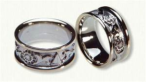catie39s blog check out the site for tons more wedding With mens nautical wedding rings