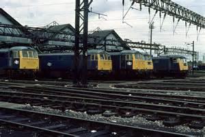 Longsight Railway Depot  U00a9 Martin Addison Cc 2 0