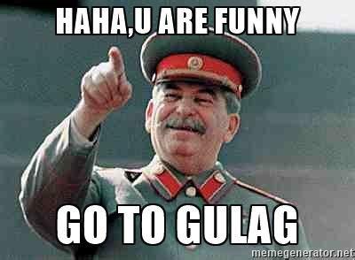Gulag Memes - saw this on fb new bike page 12 harley davidson forums