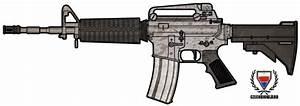 Colt M4A1 by CzechBiohazard on DeviantArt