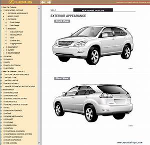 Lexus Rx350    Rx330    Rx300 Pdf Workshop Manual Pdf Download