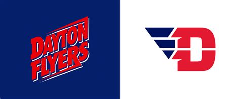 Brand New: New Logo for Dayton Flyers by 160over90