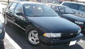 Chevrolet Impala Ss 1994 1995 1996 Service Repair Manual