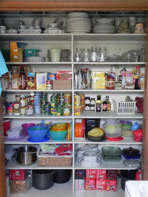 closet turned into pantry kitchen