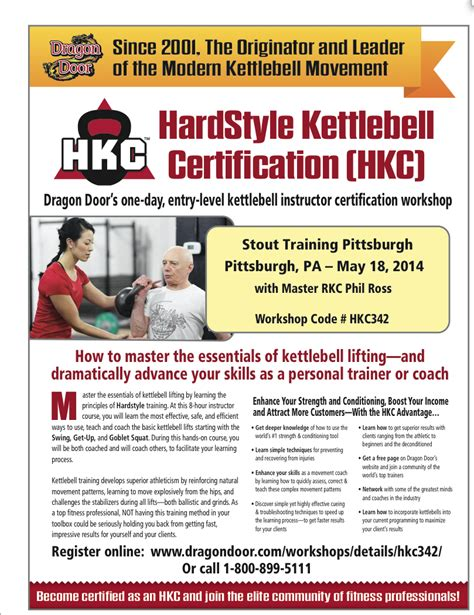 hkc certification kettlebell pittsburgh pa