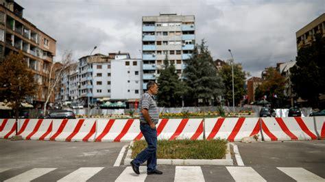 Lastwagen Schuttcontainer Loesung Viral by Neue Spannungen Zwischen Kosovo Albanern Und Serbien Rt