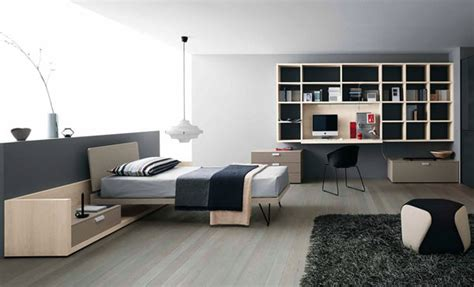 chambre moderne ado quelle est la meilleure couleur pour une chambre d