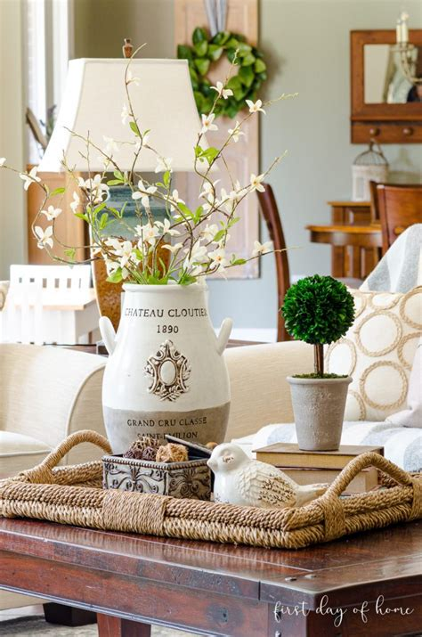 Amazon's choice for coffee table decor. How to Create an Elegant Look with Coffee Table Decor   Coffee table decor tray, Decorating ...