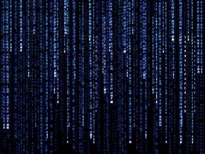 Matrix Code Hacker Personality