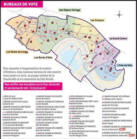 bureau de change cergy carte des bureaux de vote de cergy le des