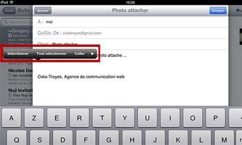 comment attacher un si鑒e auto comment attacher et envoyer une photo par mail depuis un ou un iphone