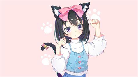 anime cat girl wallpaper  images