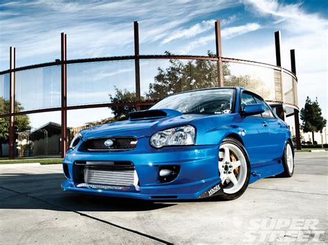 2004 Subaru Wrx Sti Wallpaper