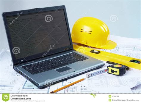 Tools For Architectural Design Stock Photos  Image 17528123