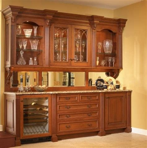 Kitchen Buffet Area by Cabinetry That Looks Like Furniture Kitchens I