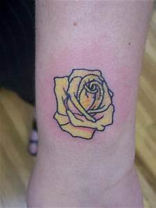 Flower Shoulder Designs Yellow Rose Tattoos Designs Ideas And Meaning Tattoos