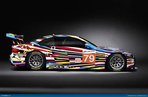 Ausmotivecom Bmw Art Car By Jeff Koons To Race At Le