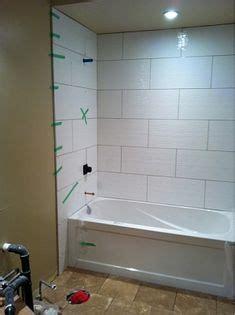12x24 tile tub surround 1000 ideas about 12x24 tile on tiling tile