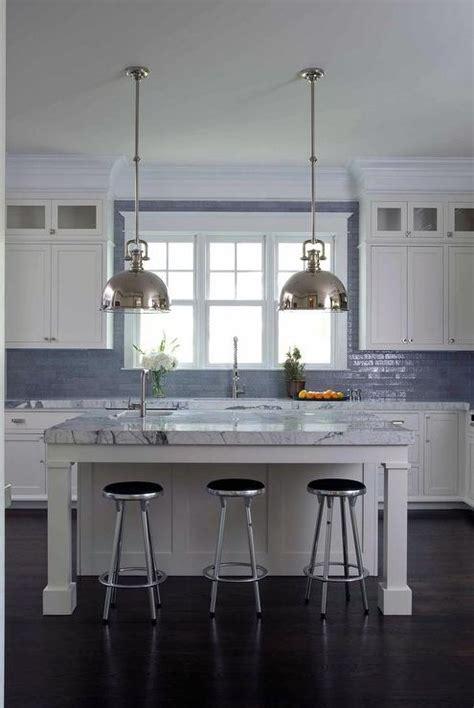 Blue Green Glazed Backsplash Tile Design Ideas