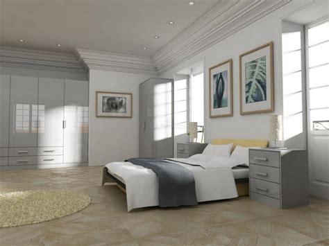 gravity bedroom  gloss light grey lark larks
