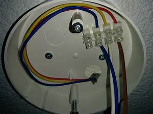 Lighting - Light Switch Connected To Smoke Alarm