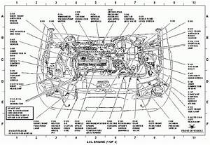 1999 Ford Escort Engine Diagram