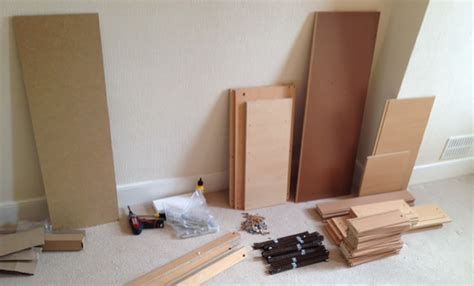 Benefits of Ready Assembled VS Flat Pack Furniture