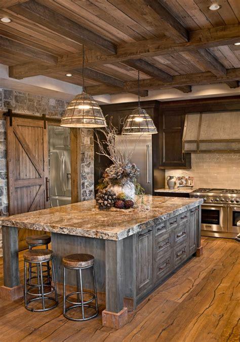 comptoir de cuisine en bois revger com comptoir de cuisine en bois rustique idée inspirante pour la conception de la maison