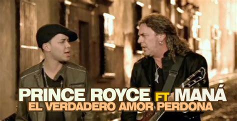 El Verdadero Amor Perdona Ft Prince Royce