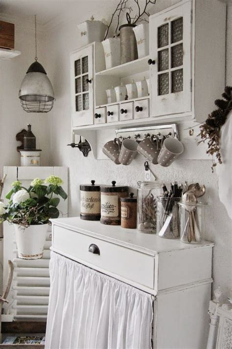 Kitchen Decor Ideas by 32 Sweet Shabby Chic Kitchen Decor Ideas To Try Shelterness