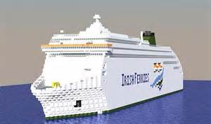 Ferry in the World Biggest Car
