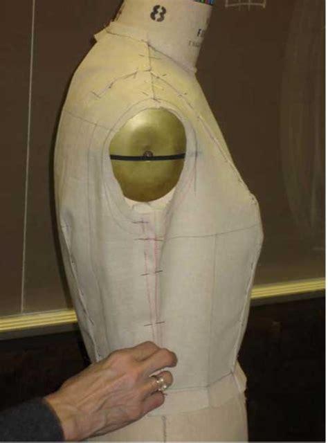draping form garment check dress drape why