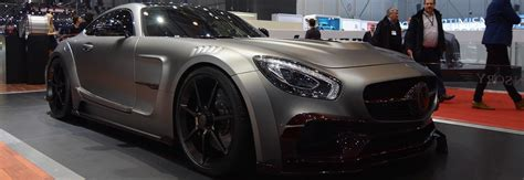 Mercedes Amg Gt Modification by Mercedes Amg Gt S By Mansory