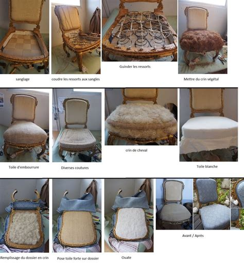 recouvrir une chaise relooker chaise paille 15 comment recouvrir une chaise