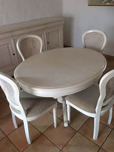 realisations salle a manger louis philippe carry le rouet With deco cuisine pour meuble louis philippe