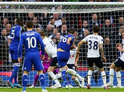 Chelsea vs Tottenham - Capital One Cup final match report ...