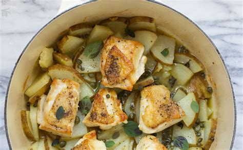 one pot chicken and potatoes deliciously organic