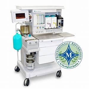Ge Aestiva Anesthesia Machine