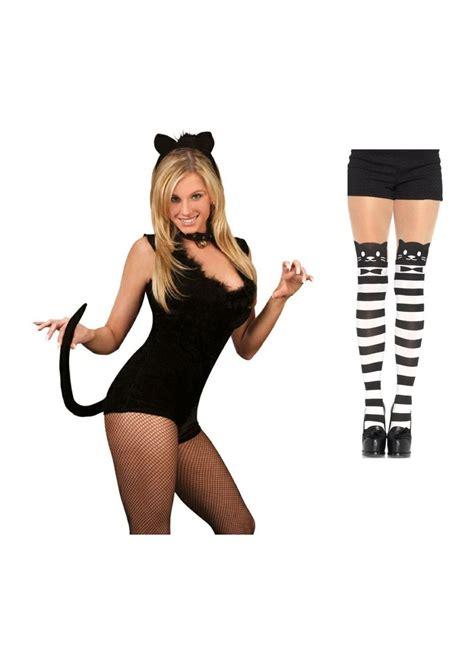 cat costume set  pantyhose animal costumes