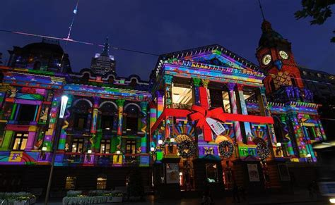 city of melbourne christmas festival 2013 melbourne by