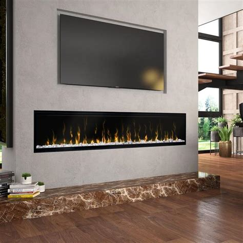 electric fireplaces  modern blaze