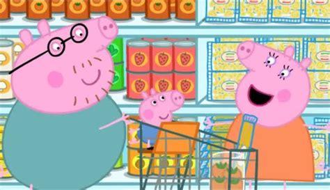 Watch Peppa Pig Season 1 Episode 49 Shopping Online  Peppa Pig