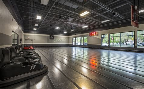 whirlyball chicago private  meetings spaces