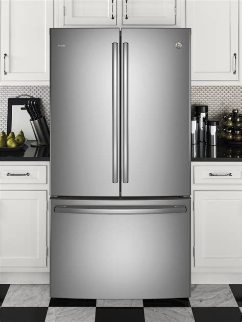 pwekskss ge profile  counter depth french door refrigerator  cu ft